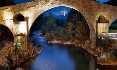 Hotels in Cangas de Onís