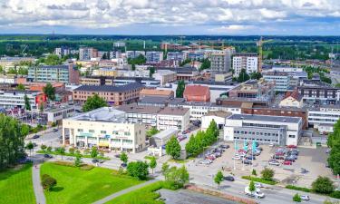 Hotels in Seinäjoki