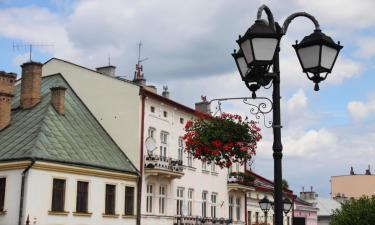 Apartamenty w mieście Rzeszów