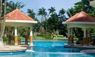 Hoteles con piscina en Termas del Daymán