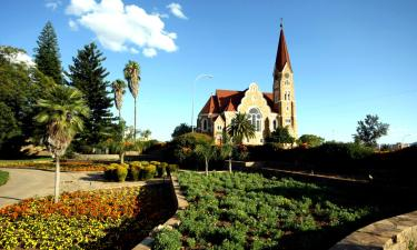 Self-Catering Accommodations in Windhoek