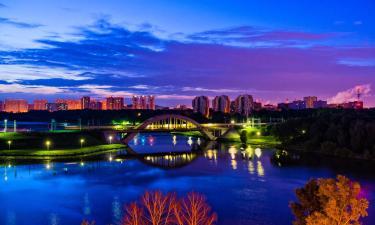 Hotels in Khimki