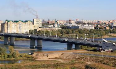 Апартаменты/квартиры в Омске
