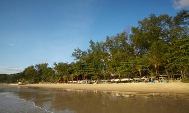Resorts in Nai Yang Beach