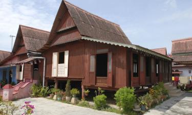 Homestays in Kampung Kuala Besut