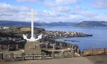Self-Catering Accommodations in Greenock