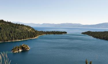 Ski Resorts in Tahoe Vista