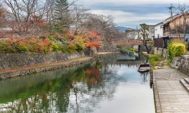 Hotels met Parkeren in Omihachiman