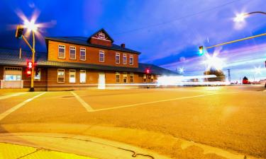Hotels in Dickinson