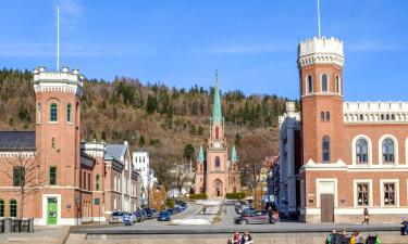 Hotels with Parking in Drammen