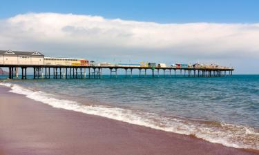 Hotels with Parking in Teignmouth