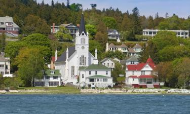 Accessible Hotels in Mackinac Island