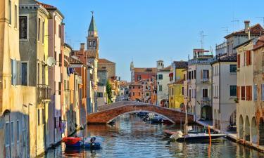Beach Hotels in Chioggia