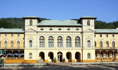 Hotels in Krynica Zdrój