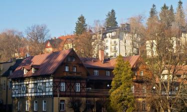 Апартаменты/квартиры в Шклярска-Порембе
