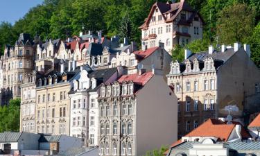 Hôtels à Karlovy Vary