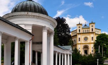 Спа-отели в городе Марианске-Лазне