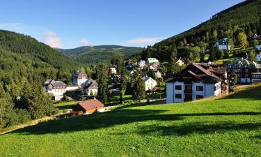 Hotels in Špindlerův Mlýn
