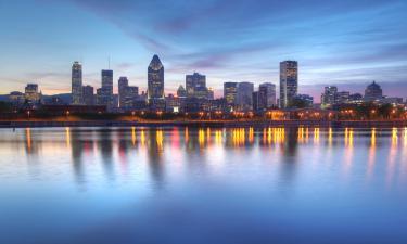 Hotéis em Montreal