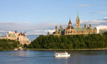 Pet-Friendly Hotels in Ottawa