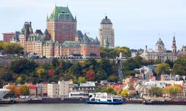 Hotéis em Cidade de Quebec