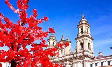 Romantic Hotels in Bogotá