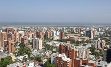 Hotels in Barranquilla