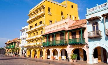 Hotels in Cartagena de Indias