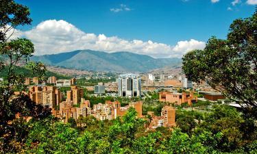 Budget hotels in Medellín