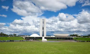 Hotels with Jacuzzis in Brasília