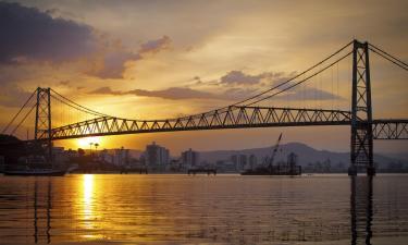 Hostales y pensiones en Florianópolis