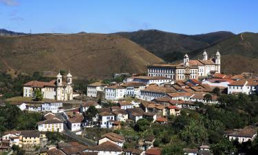Pousadas em Ouro Preto