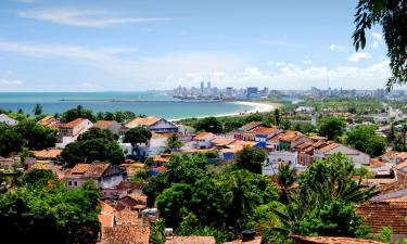 Hotels with Jacuzzis in Recife