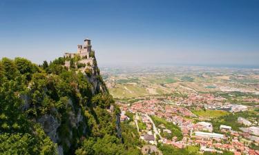 B&Bs in San Marino