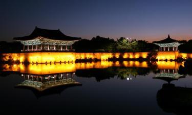 Guest Houses in Gyeongju