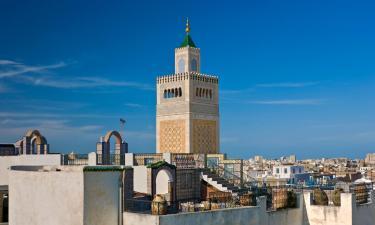 Апартаменты/квартиры в Тунисе