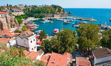 Hotels in Antalya
