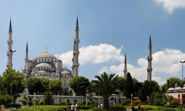 Budget hotels in Istanbul