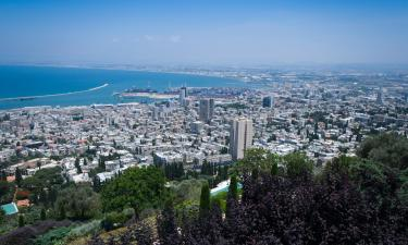 Hotels in Haifa