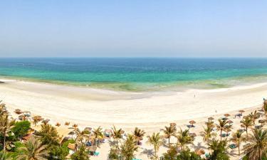 Beach Hotels in Ajman