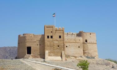 Spa hotels in Fujairah