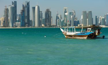 Serviced apartments in Doha