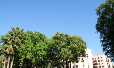 Hoteles con parking en Burjasot