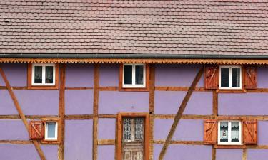 Lággjaldahótel í Obersteinbach