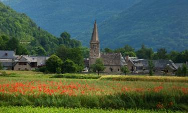Vacation Rentals in Vielle-Aure
