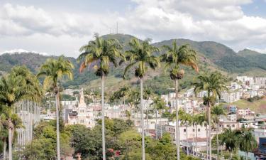 Отели с парковкой в городе Caratinga