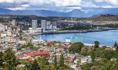 Hostales y pensiones en Puerto Montt