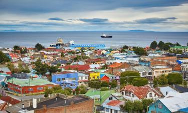 Hotels in Punta Arenas