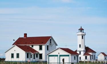 B&Bs in Port Townsend