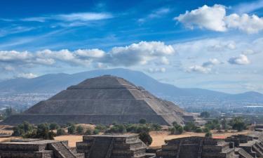 Pensionen in San Juan Teotihuacán